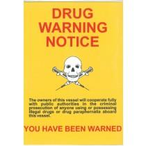 DRUGS WARING NOTICE 297 X 210