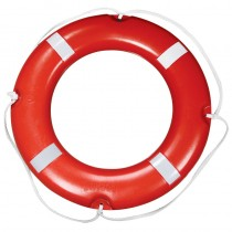 LALIZAS LIFEBUOY RING SOLAS, W/REFLECT.TAPE,